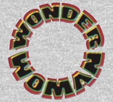 WONDER~WOMAN by TeaseTees