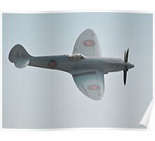 BBMF Spitfire MKXIX (PM631) Poster