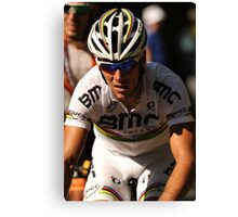 Philippe Gilbert Canvas Print