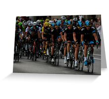 Team Sky Greeting Card