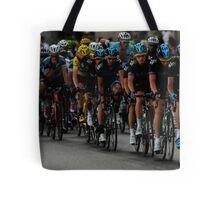 Team Sky Tote Bag