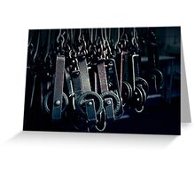 The Texas Chainsaw Massacre - Slaughterhouse #2 Greeting Card