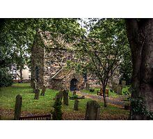 Escomb Saxon Church Photographic Print