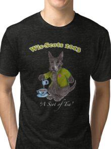 Wis-Scots 2013 Tee Tri-blend T-Shirt