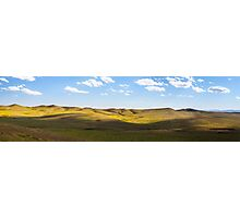 Mongolian Steppe Photographic Print