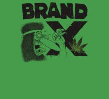 Brand X (B movie) by BungleThreads