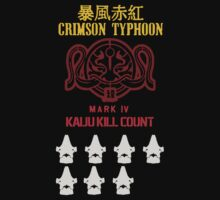 Crimson Typhoon Kaiju Kills by KaijuKiller