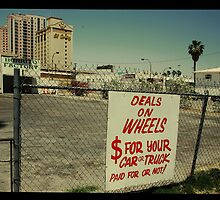 Deals on Wheels in Kodachrome by Reinvention