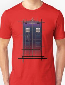 Tardis (Black) T-Shirt