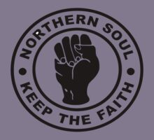 Northern Soul Kids Tee