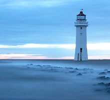 Fort Perch Rock Lighthouse by Paul Madden