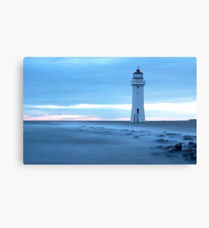 Fort Perch Rock Lighthouse Canvas Print