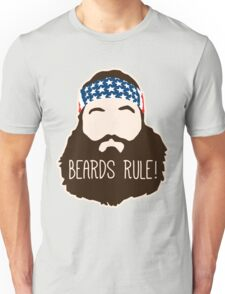 Beards Rule T-Shirt