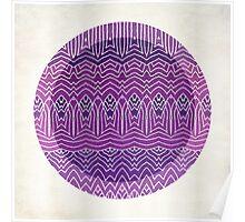 Forest Mandala Poster