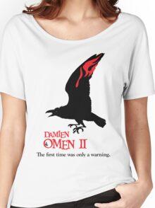 Damien OMEN II Women's Relaxed Fit T-Shirt