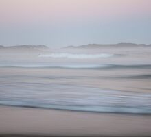 Emerald Beach sunset by Normf