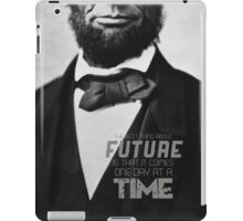 Abe Lincoln's Epic Beard iPad Case/Skin