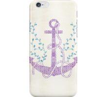Tribal Nautica II iPhone Case/Skin