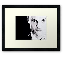 The Consulting Criminal Framed Print