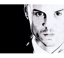 The Consulting Criminal Photographic Print