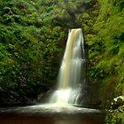 Pistyll Rhaeadr Waterfall 4 by DavidWHughes