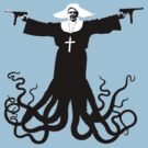 Killer Octo Nun ( aka World Peace) by PJ Collins