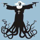 Killer Octo Nun ( aka World Peace) by PJ Collins