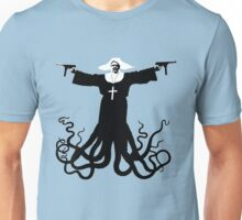 Killer Octo Nun ( aka World Peace) Unisex T-Shirt