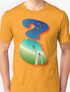 Question Mark Design - Pitts Specials + Meteor & Vampire T-Shirt