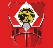 Red Poké Ranger - Movie Style by SnippyFox