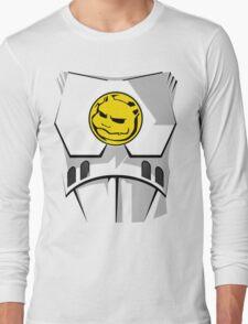 Blue Poké Ranger - Movie Style Long Sleeve T-Shirt