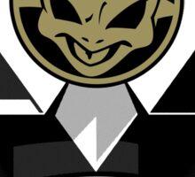 White Poké Ranger - Movie Style Sticker