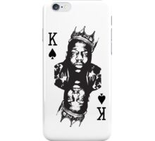 King of NY iPhone Case/Skin