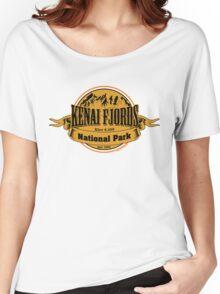 Kenai Fjords National Park,  Alaska Women's Relaxed Fit T-Shirt