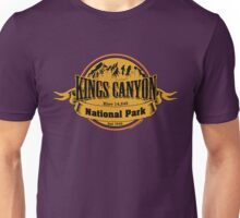 Kings Canyon National Park, California Unisex T-Shirt