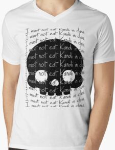 Bone Kandi - Kandi in class /light/ Mens V-Neck T-Shirt