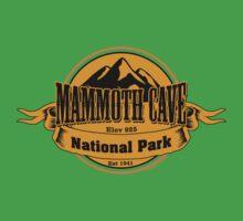 Mammoth Cave National Park, Kentucky Kids Tee