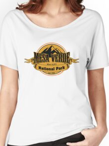 Mesa Verde National Park, Colorado Women's Relaxed Fit T-Shirt
