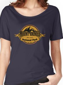 Mount Rainier National Park, Washington Women's Relaxed Fit T-Shirt