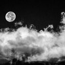 Goddess Moon by Gregory J Summers