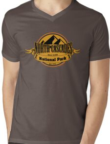 North Cascades National Park, Washington Mens V-Neck T-Shirt