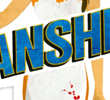 Banshee - Carrie Hopewell Sticker