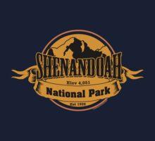 Shenandoah National Park, Virginia Kids Tee