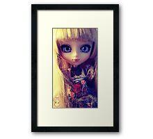 Freyja Framed Print