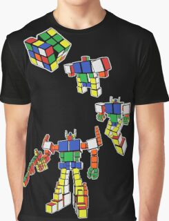 C.U.B.E Prime Graphic T-Shirt