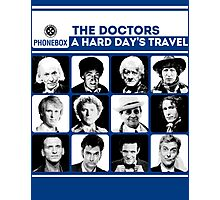 A Hard Day's Travel Photographic Print