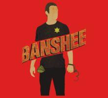 Banshee - Lucas Hood Kids Clothes