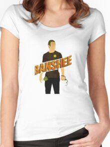 Banshee - Lucas Hood Women's Fitted Scoop T-Shirt