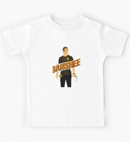 Banshee - Lucas Hood Kids Tee