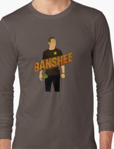 Banshee - Lucas Hood Long Sleeve T-Shirt